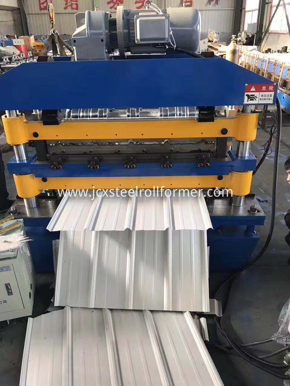 Metal Roofing Roll Forming Equipment