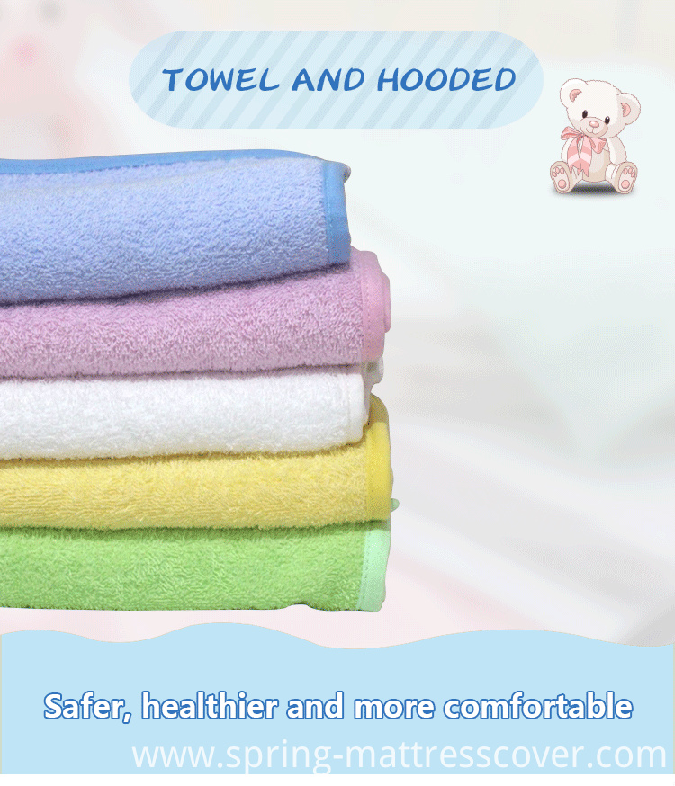 Towel And Hooded Blanket