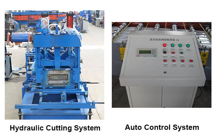 Adjustable C Z Purlin Cold Roll Forming Machine Supplier