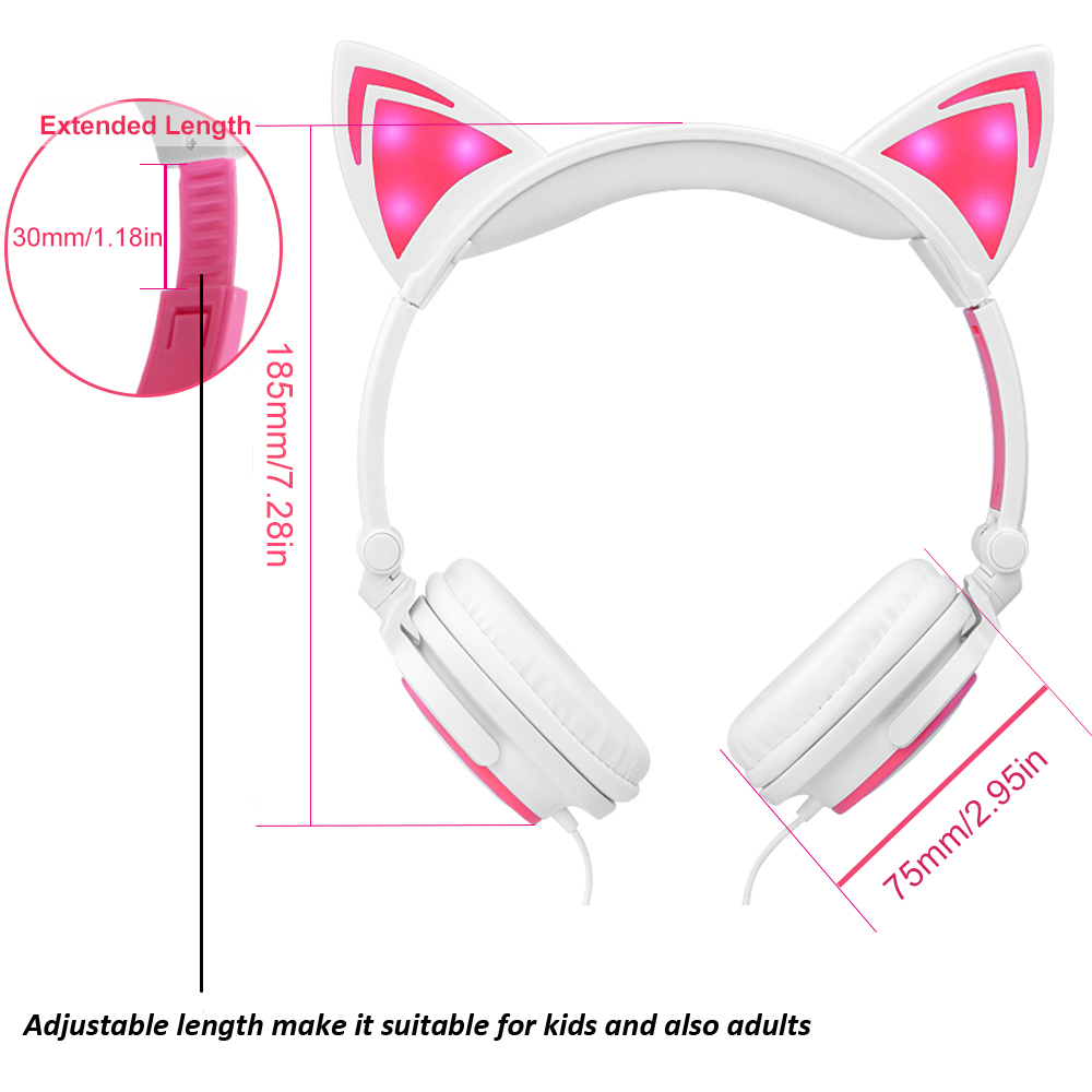 ajustable headphone