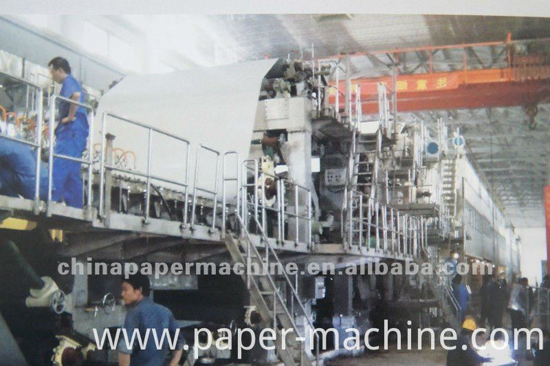 Culture Paper A4 Paper Making Machine