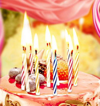 Wholesale cake birthday candle