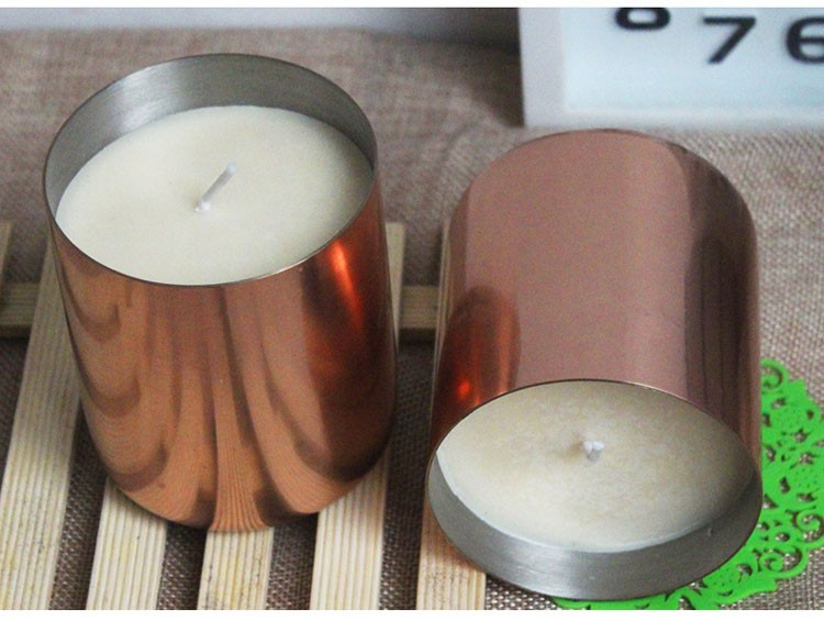 soybean wax candle