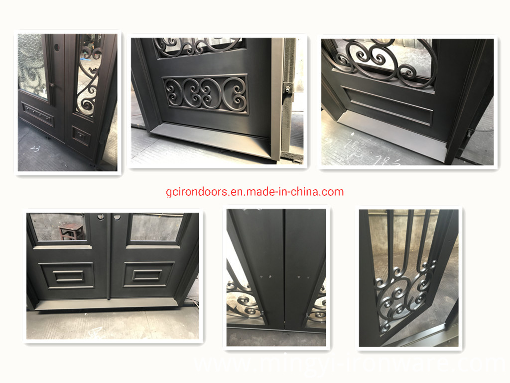 Nice Design Iron Balustrade