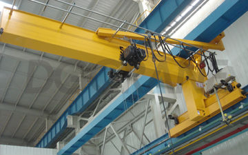 Motorized Wall Jib Crane