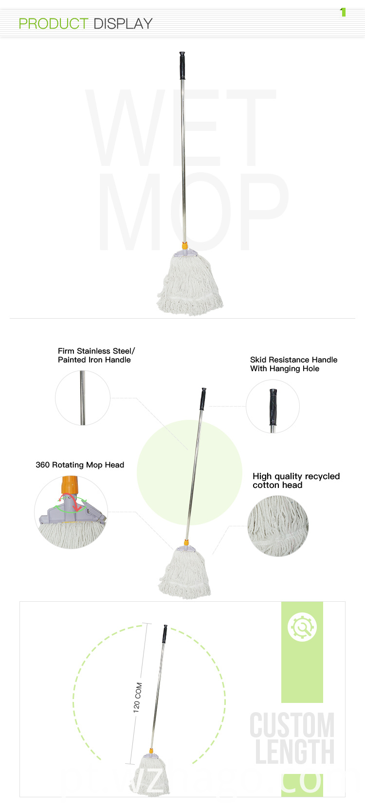 Dust Mops For Tile Floor