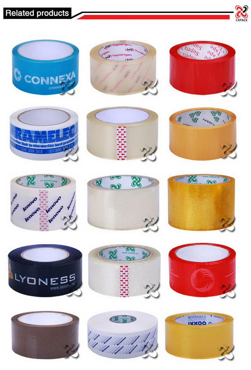 Custom Packing Tape