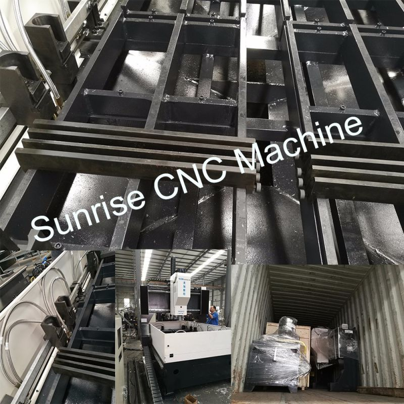 Computer Software Control CNC Driiling Machine