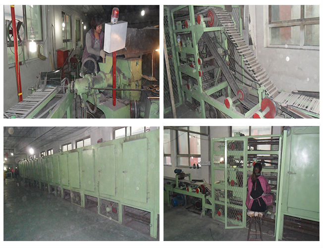Welding Electrodes Factory