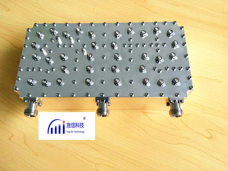 Cavity Duplexer/Diplexer N-Female Connector, Low Pim for Micorwave Communication