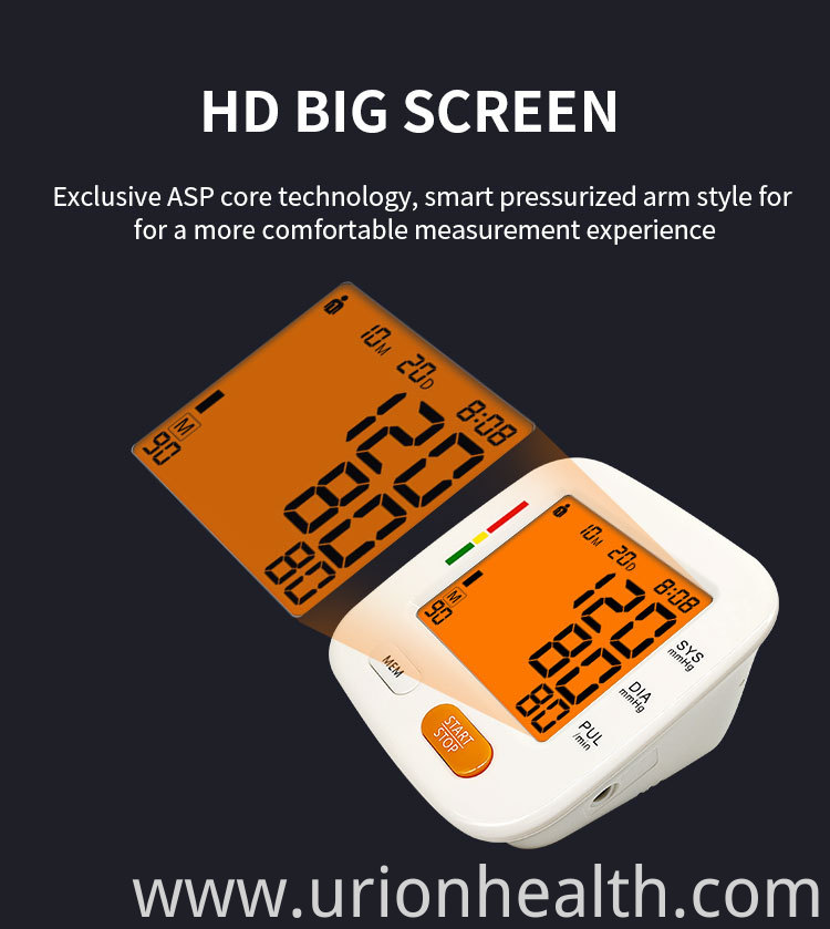 Digital Arm bp Monitor Arm Type
