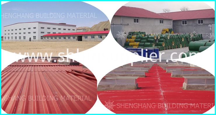 Insulation Greenhouse Roofing Material