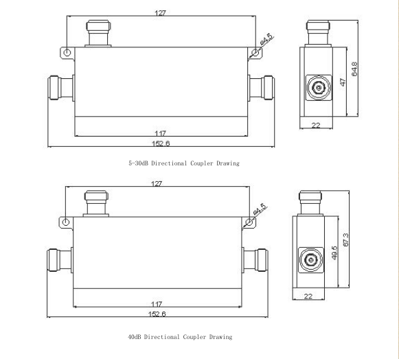 The drawing of coupler