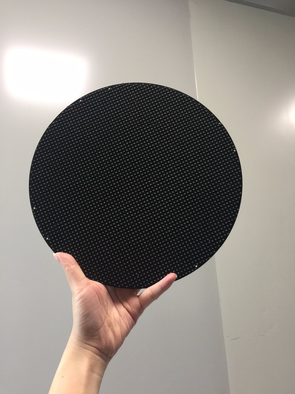 Round Led Video Screen
