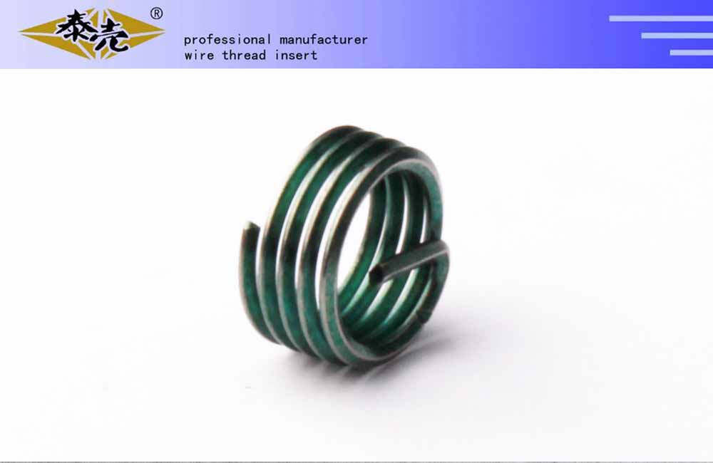 coated threaded insert for furniture