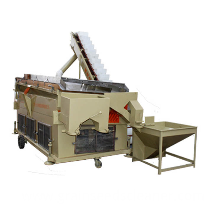 Grain Wheat Seed Cleaner Machine for Grain Cleaning Machine