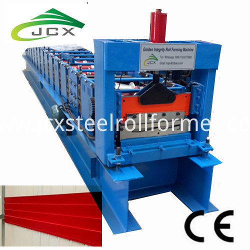 Weatherboard Sheet Cladding Forming Machine-Wall Cladding Machine
