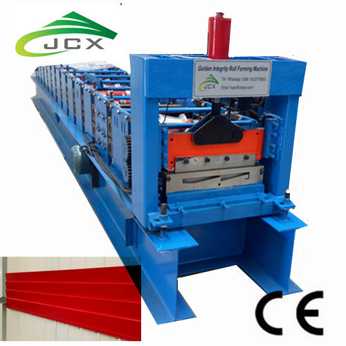 Exterior Wall Cladding Roll Forming Machine-Weatherboard Sheet Machine