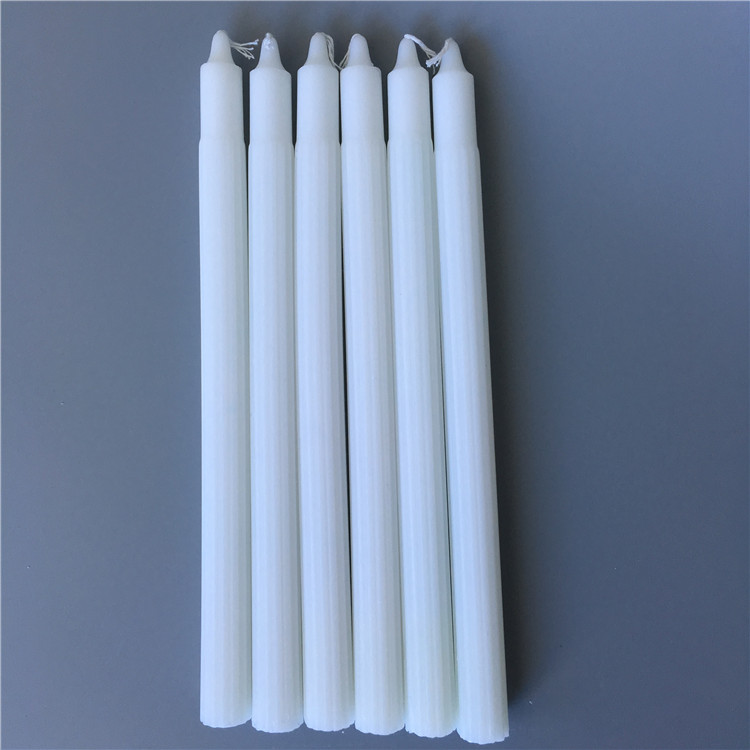 65G Fluted Candles