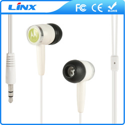 ce rohs mobile earphone for mp3