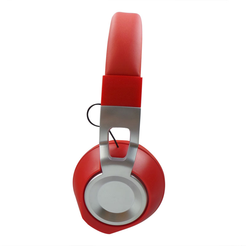 headphones red