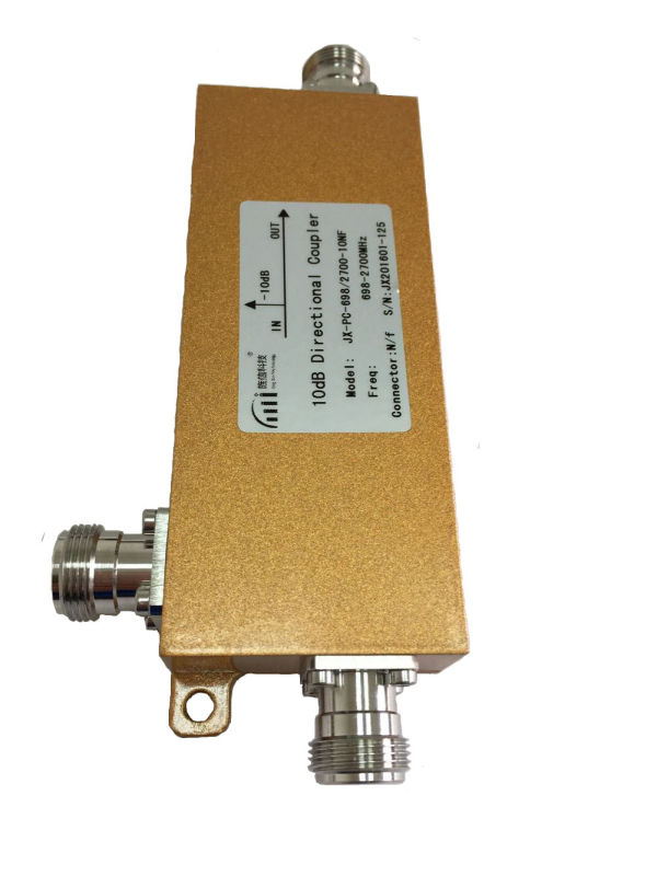 698-2700MHz 10dB Low Pim Intermodulation Coupler