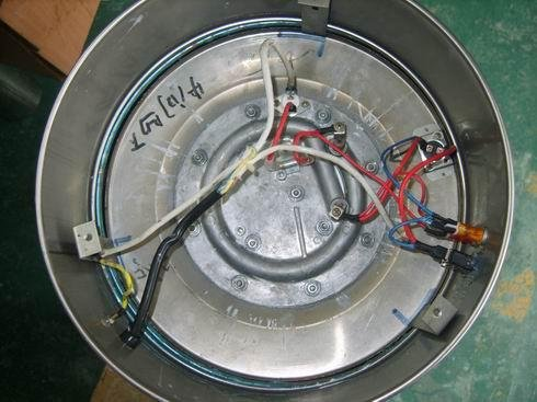 heating element for water boiler urn