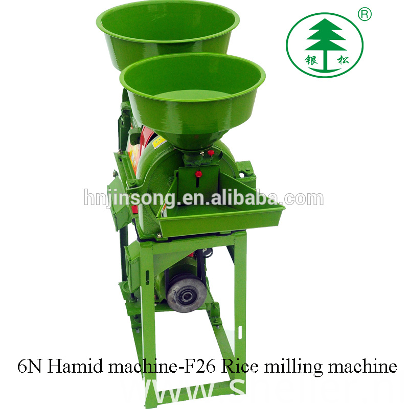Rice and Corn Milling Machines