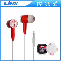 Customized most popular earphones