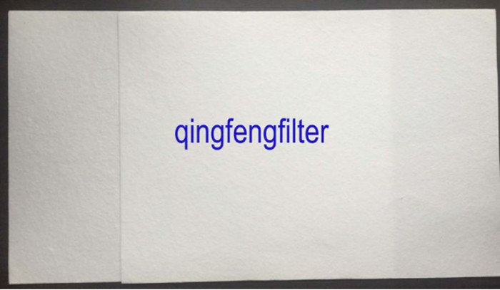 High Quality 1 Micron Glass Fiber Filter Paper for Medical
