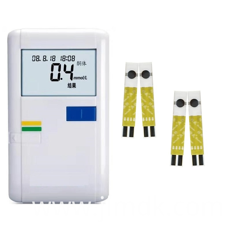 Blood Ketone Meter for Diabetes