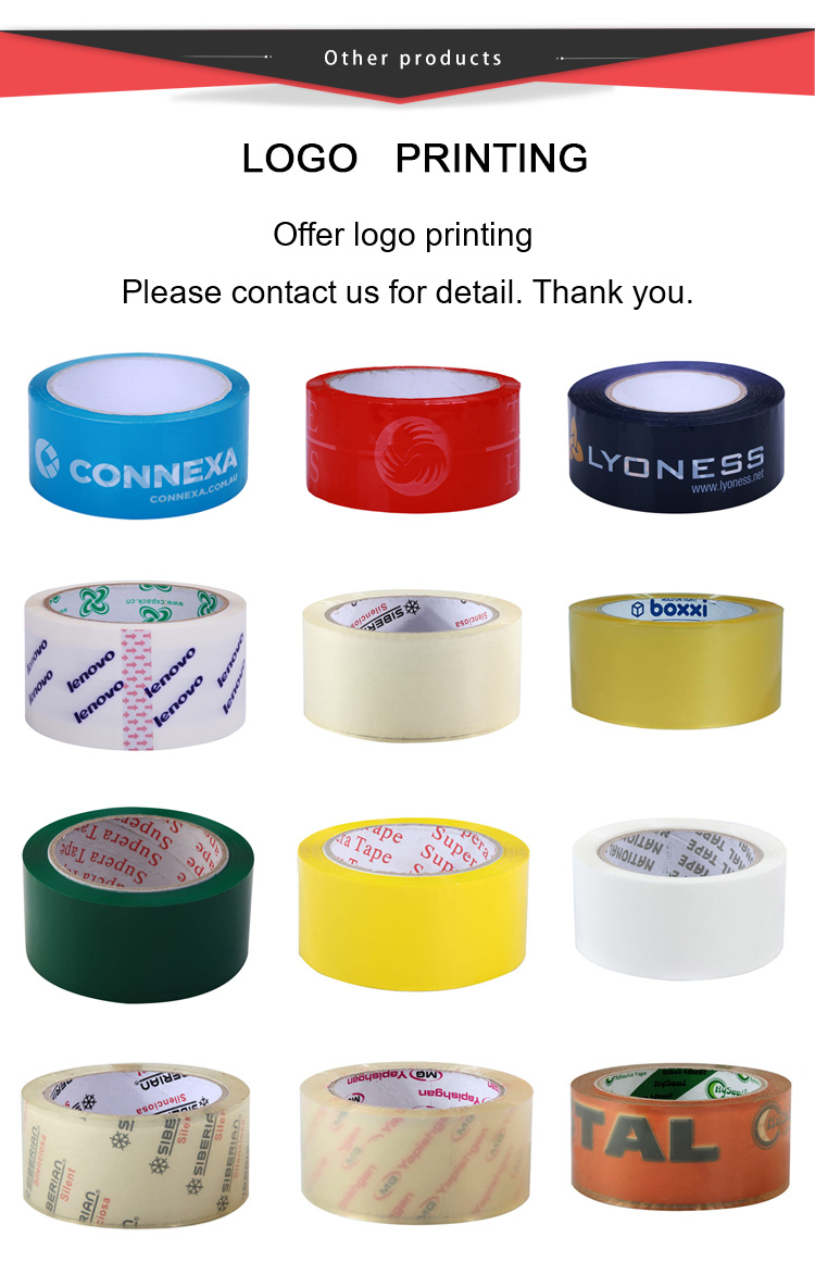 Other Type Packaging Hot Melt Tape