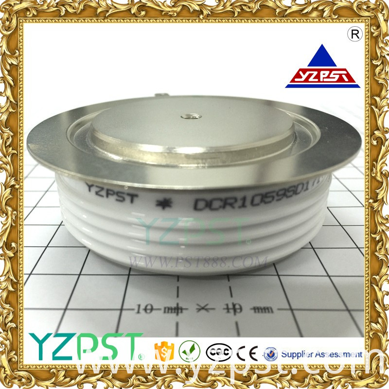 high current fast switching thyristor DCR1059