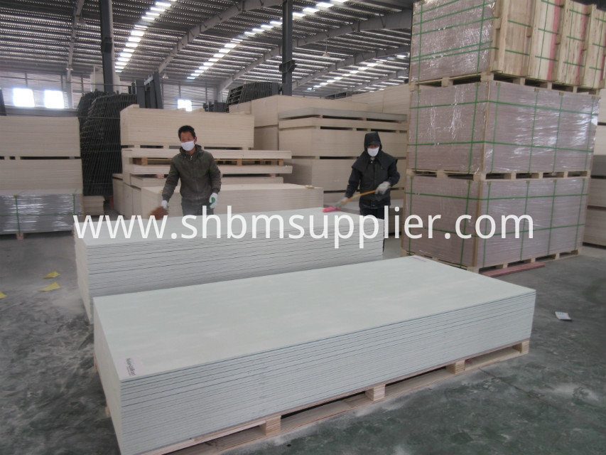 Magnesium Oxide Boards Light Weight China Manufacturer