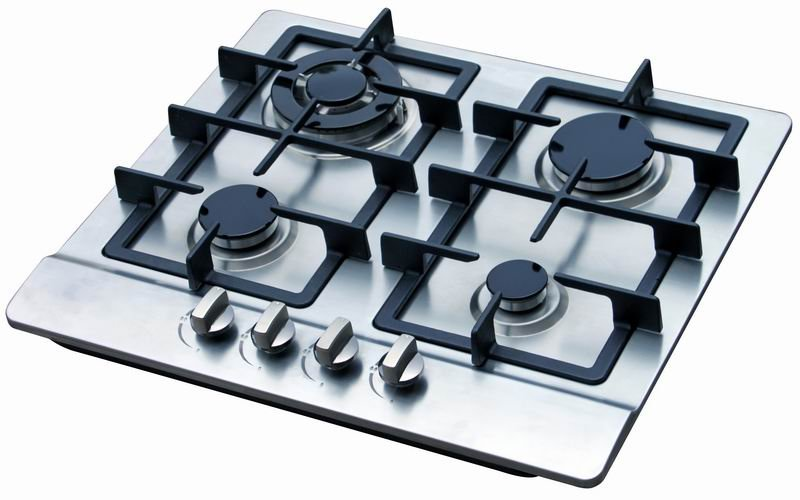 4 Burners Kitchen Gas Cooker