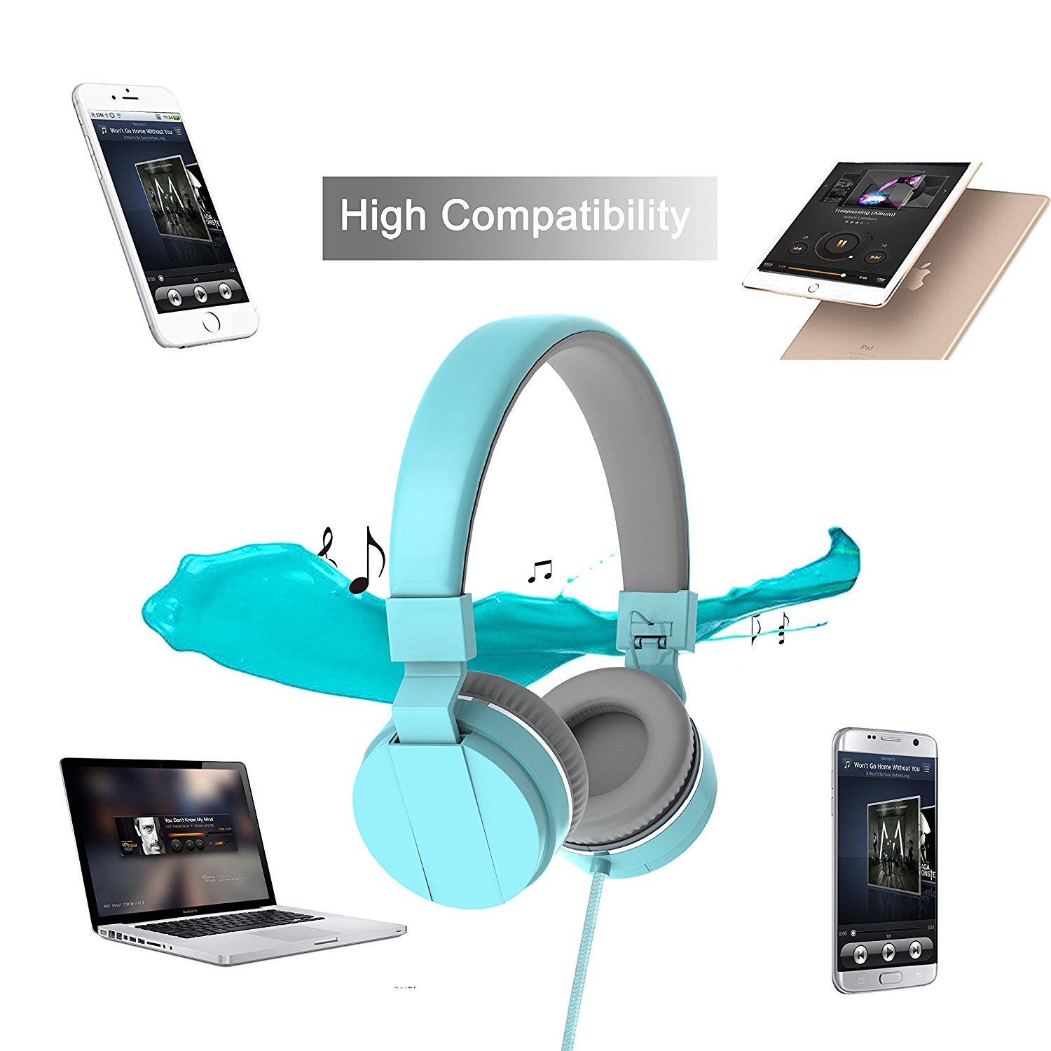 headphones with mic for phone